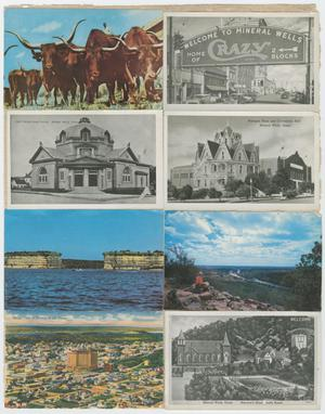 [Mineral Wells, Texas, Post Cards]