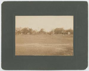 Primary view of object titled '[Homes in Strawn, Texas]'.