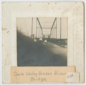 Primary view of object titled 'Dark Valley Brazos River Bridge'.