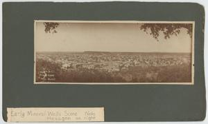 Primary view of object titled '[Photograph of Mineral Wells, Texas]'.