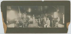 Primary view of object titled '[Men with Machinery]'.