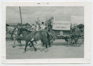 Primary view of object titled 'Gordon Celebration of Palo Pinto County Centennial'.