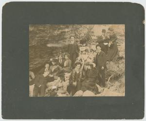 Primary view of object titled '[Couples by Lover's Retreat]'.