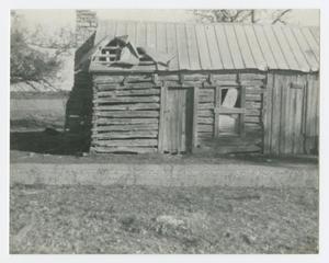 [Joe Johnson's Log Cabin]