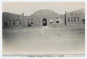 Santo High School - 1935