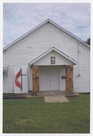 Primary view of object titled '[Cedar Springs United Methodist Church]'.