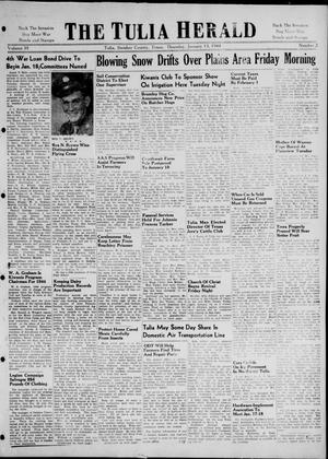 The Tulia Herald (Tulia, Tex), Vol. 35, No. 2, Ed. 1, Thursday, January 13, 1944