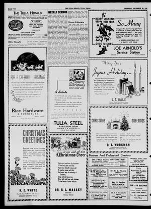 The Tulia Herald (Tulia, Tex), Vol  36, No  51, Ed  1