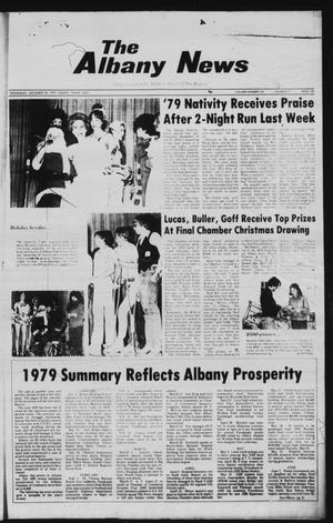 Primary view of object titled 'The Albany News (Albany, Tex.), Vol. 104, No. 27, Ed. 1 Wednesday, December 26, 1979'.
