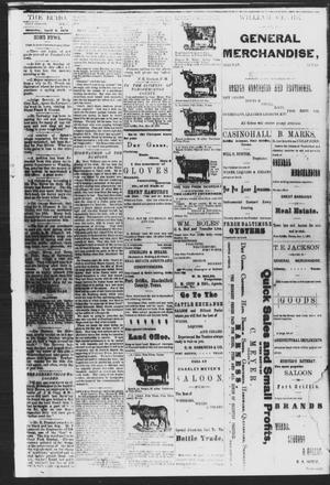 Fort Griffin Echo (Fort Griffin, Tex.), Vol. [1], No. [14], Ed. 1 Saturday, April 5, 1879