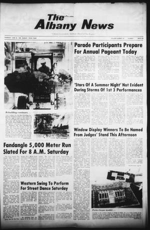 Primary view of object titled 'The Albany News (Albany, Tex.), Vol. 105, No. 1, Ed. 1 Thursday, June 26, 1980'.