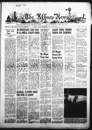 Primary view of object titled 'The Albany News (Albany, Tex.), Vol. 89, No. 48, Ed. 1 Thursday, July 19, 1973'.