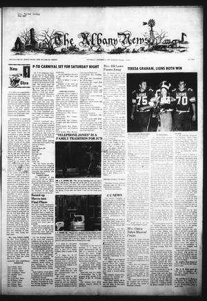 Primary view of object titled 'The Albany News (Albany, Tex.), Vol. 90, No. 10, Ed. 1 Thursday, October 25, 1973'.