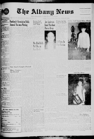 Primary view of object titled 'The Albany News (Albany, Tex.), Vol. 85, No. 33, Ed. 1 Thursday, April 10, 1969'.