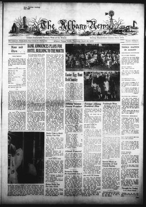 Primary view of object titled 'The Albany News (Albany, Tex.), Vol. 89, No. 36, Ed. 1 Thursday, April 26, 1973'.