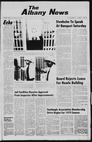 Primary view of object titled 'The Albany News (Albany, Tex.), Vol. 103, No. 40, Ed. 1 Thursday, March 29, 1979'.