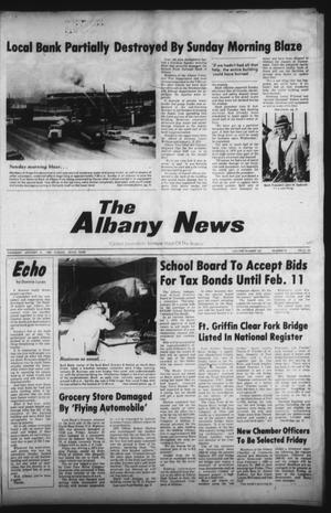 Primary view of object titled 'The Albany News (Albany, Tex.), Vol. 104, No. 32, Ed. 1 Thursday, January 31, 1980'.