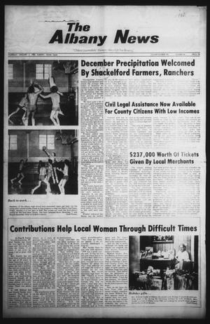 Primary view of object titled 'The Albany News (Albany, Tex.), Vol. 104, No. 28, Ed. 1 Thursday, January 3, 1980'.