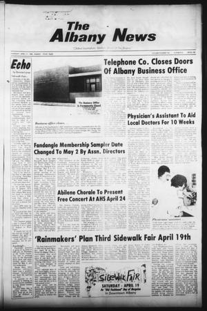 Primary view of object titled 'The Albany News (Albany, Tex.), Vol. 104, No. 43, Ed. 1 Thursday, April 17, 1980'.