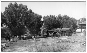 Primary view of object titled 'Ranch in West Texas'.