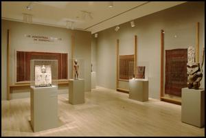 Primary view of object titled 'The Ancestral Presence in Indonesia [Exhibition Photographs]'.