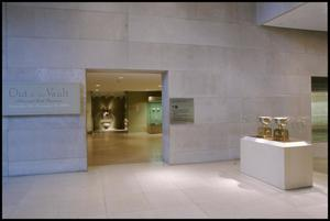 Out of the Vault: Silver and Gold Treasures [Exhibition Photographs]