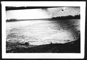 Primary view of object titled 'Brazos River: Falls near Marlin, Tx.'.