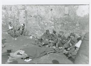 Primary view of object titled '[German Army Prisoners]'.