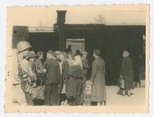 Primary view of object titled '[Group of German Civilians]'.