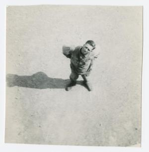Primary view of object titled '[Photograph of Andrew Horn]'.