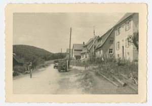 Primary view of object titled '[German Street]'.