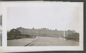 Primary view of object titled '[Akasaka Palace]'.