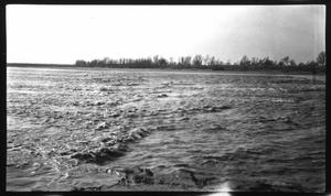 Primary view of object titled 'Brazos River: Falls Mile 385'.