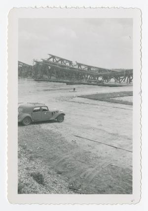 Primary view of object titled '[Destroyed Bridge]'.