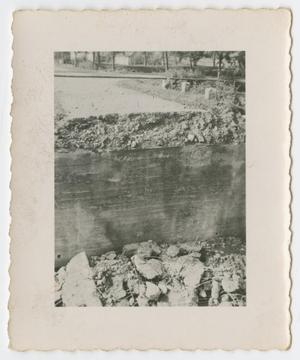 Primary view of object titled '[Washed Out Road]'.