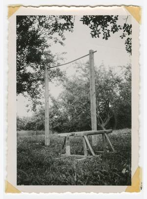 Primary view of object titled '[Horizontal and Parallel Bars]'.
