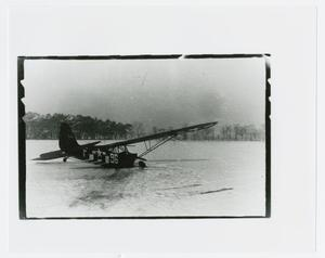 Primary view of object titled '[Crashed Airplane]'.