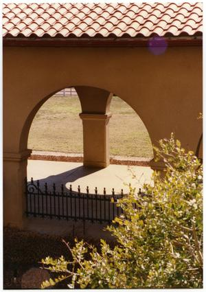 Primary view of object titled 'Gates at The Coliseum, Fort Worth'.
