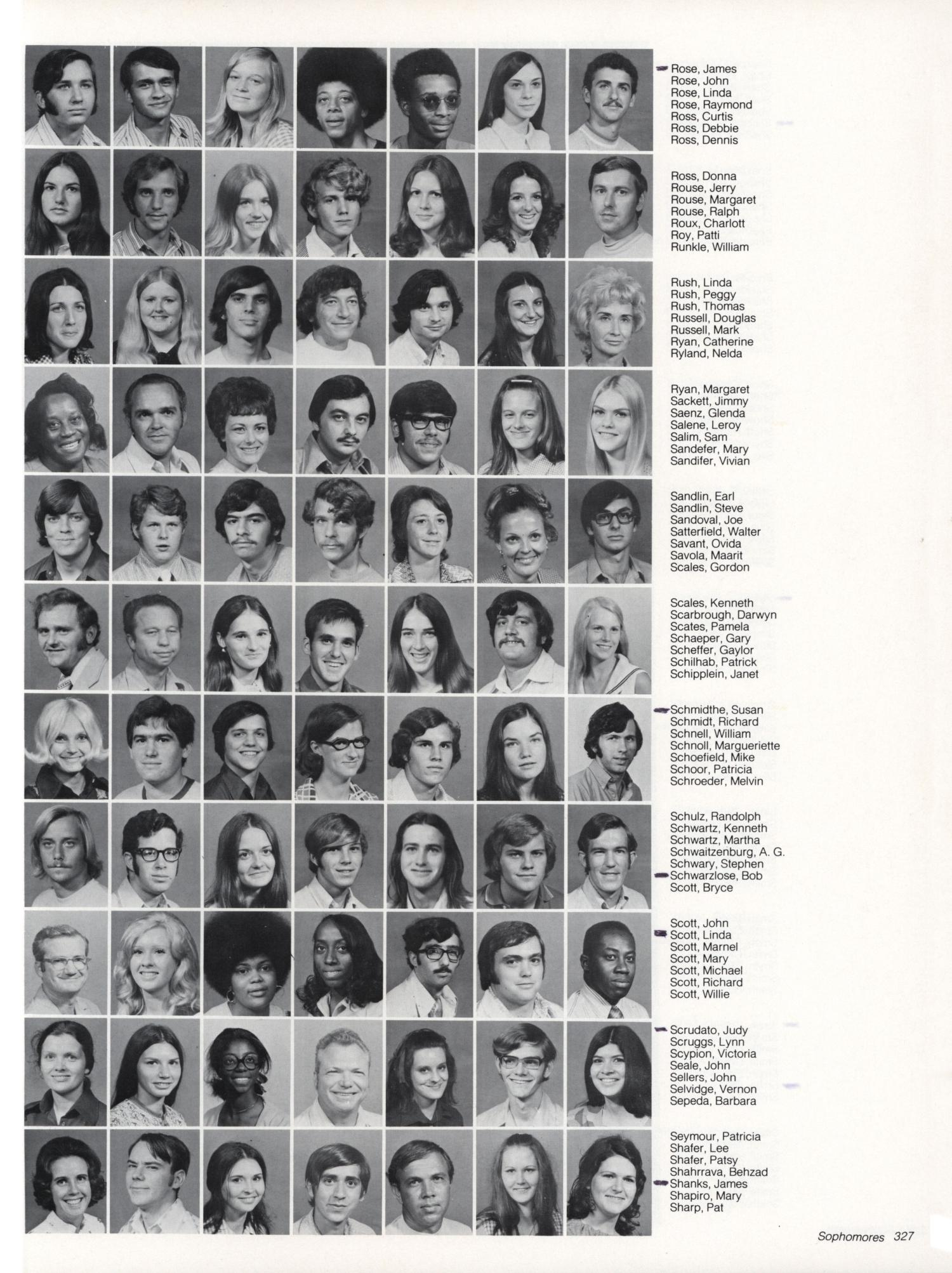 The Cardinal, Yearbook of Lamar University, 1973 - Page 327 - The ...