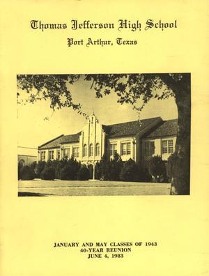 [Thomas Jefferson High School Classes of 1943 40-Year Reunion]