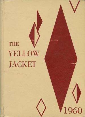 Primary view of The Yellow Jacket, Yearbook of Thomas Jefferson High School, 1960