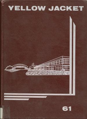 The Yellow Jacket, Yearbook of Thomas Jefferson High School, 1961
