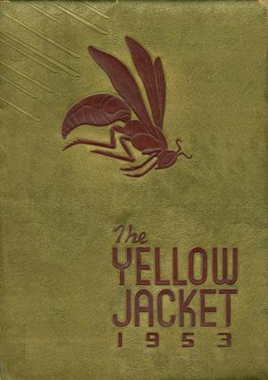 The Yellow Jacket, Yearbook of Thomas Jefferson High School, 1953
