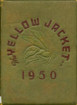 The Yellow Jacket, Yearbook of Thomas Jefferson High School, 1950