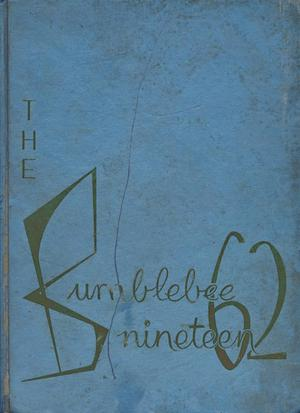 The Bumblebee, Yearbook of Lincoln High School, 1962