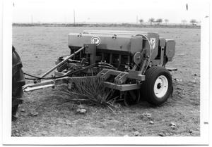 Primary view of object titled 'Tye Sod-Seeder'.