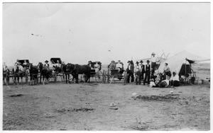 Primary view of object titled 'Pioneer Camp'.