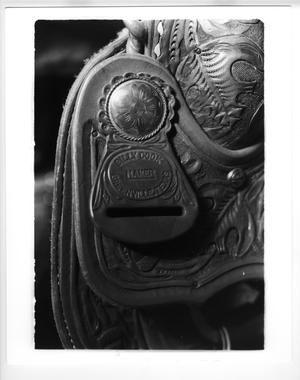 Primary view of object titled 'Billy Cook Saddle'.