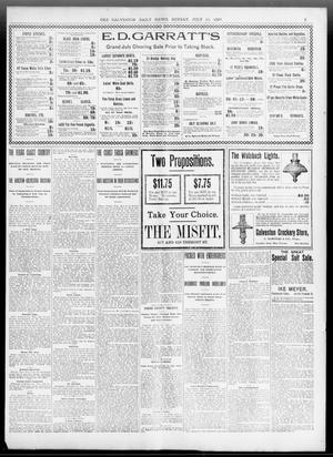 The Galveston Daily News  (Galveston, Tex ), Vol  56, No  109, Ed  1