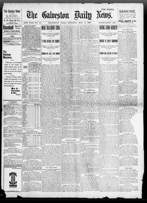 Primary view of object titled 'The Galveston Daily News. (Galveston, Tex.), Vol. 56, No. 52, Ed. 1 Saturday, May 15, 1897'.